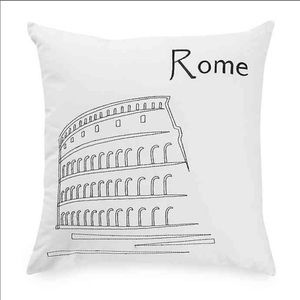 Passport collection Rome pillow - One